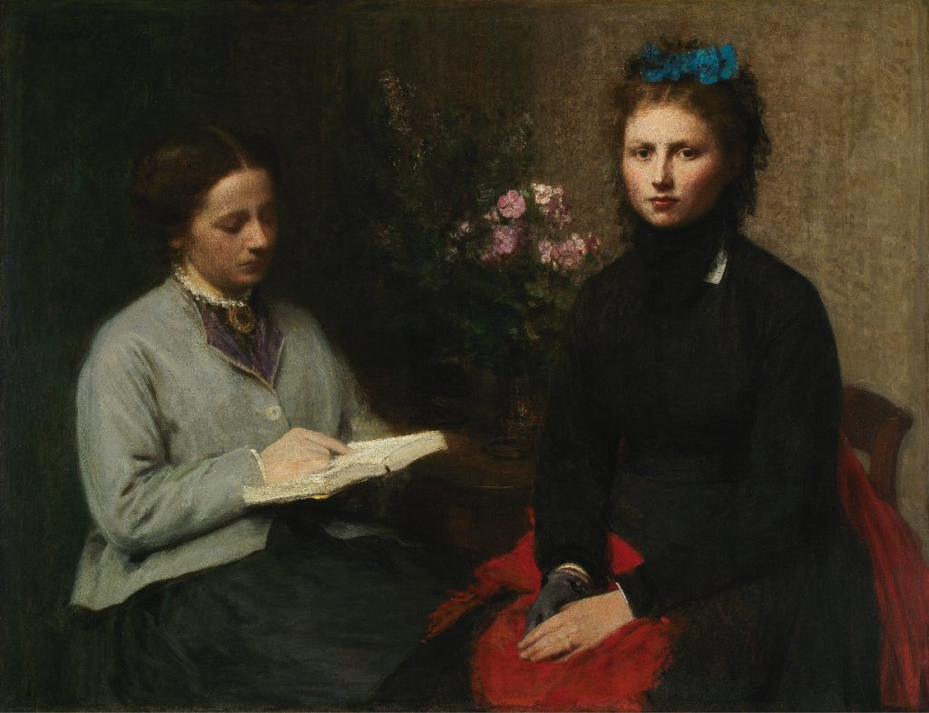 The Reading, 1870